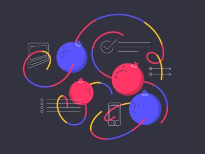Useberry | Landing Page Illustration