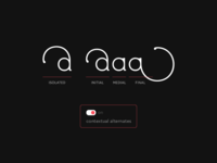 Decoracha | Contextual Alternates