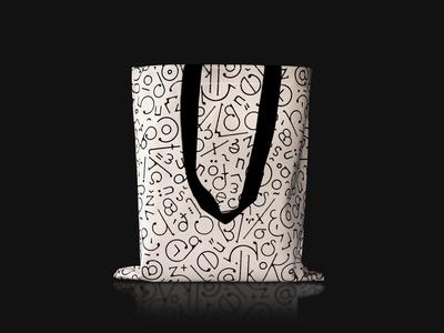 Decoracha font | Merch calligraphy typography art typography design typography font design art deco decoracha typeface design typefaces letters merchandise design merch design merch totebag bag product product design fonts font typeface