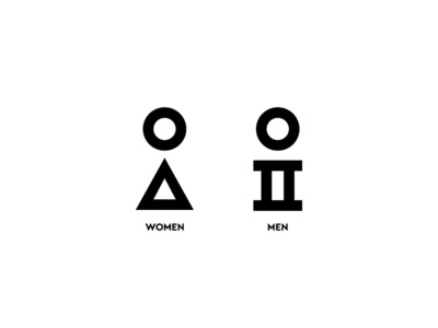 Diplo Cafe-Bar | WC Signage masculine feminine iconographic iconography icons graphic design branding way finding wayfinding space design interior bar cafe bathroom men women toilets toilet wc signage wc