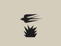 Bird & Plant
