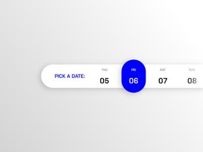 080 - Date Picker