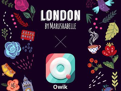 London app london marushabelle