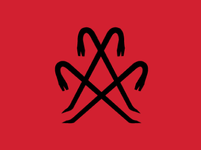 Crowbar A crowbar illustration tee apparel design graphic clowns ass club motorcycle logo branding