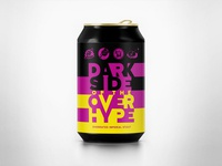 AF Brew x Stamm Beer x Zagovor x Wild Lab Dark Side of Overhype