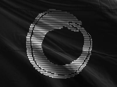 OUROBOROS__ANGUILLIFORMES ansi ascii tspp slippery phish predator cyber security cybercrime branding design icon ouroboros code logo phishing eel