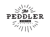 The Peddler Bike Shop Logo