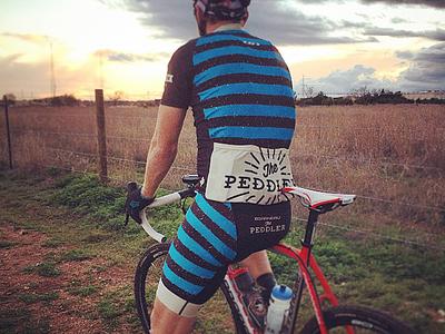 The Peddler Bike Shop Jersey kit bike jersey bike kit cycling mountain bike cx cross racing cross bike bike racing shirt