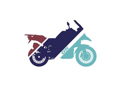 BMW GS motorrad moto identity logo bike bmw motorcycle