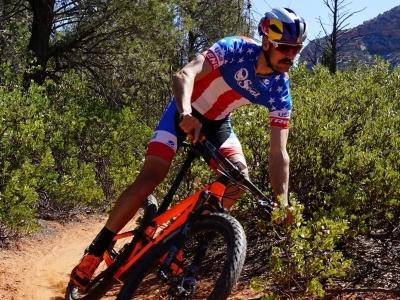 Orange Seal MTB USA Bike kit mountain bike jersey mtb kit bike kit bike jersey