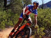 Orange Seal MTB USA Bike kit