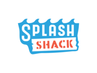Splash Shack Logo - RunnerUP