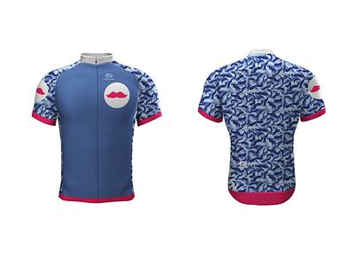 Stache Jersey jersey design bike shop bicycle bike kit bike jersey
