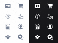 Plasso Product Icons