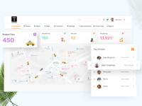 Taxi App - Admin Panel