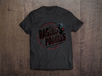 Raging poodles logo