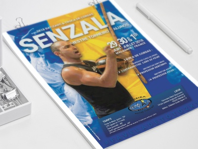 Senzala Capoeira Festival / 2018 / FLYERS design colors promotional posters senzala capoeira print flyers