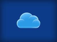 Pure CSS3 Cloud