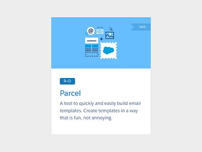 Card Layout - Apps & Tools web design flat flag layout card layout blue web ui card
