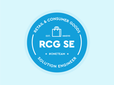Retail & Consumer Goods Team Logo