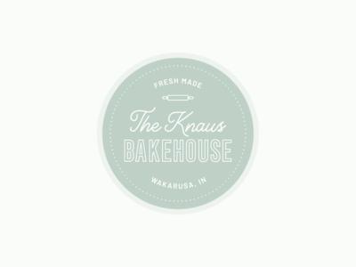 The Knaus Bakehouse Logo