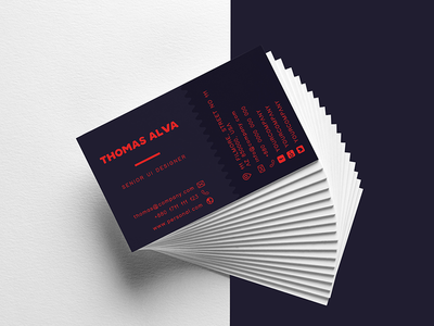 Creative Modern Business Card Design