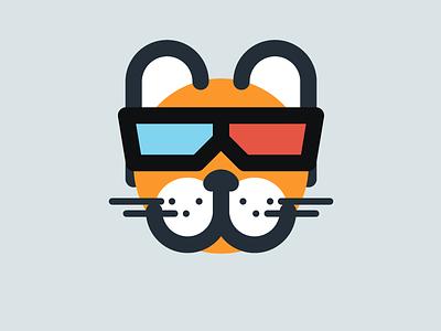 M.Cat #3d 3d illustration cat