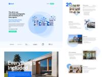 Dwell™ Real Estate Marketing Kit