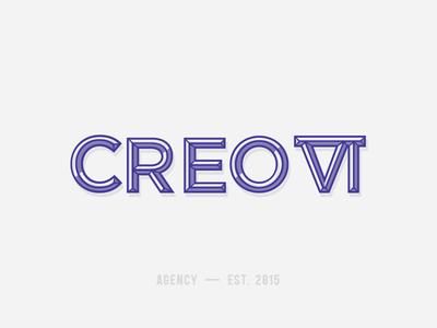 Creo Six Rebrand