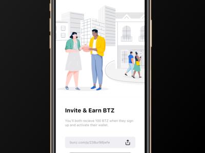 Invite Contacts