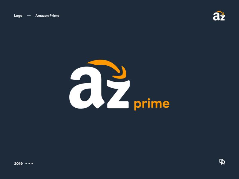 a→z identity icon arrow prime logo brand experiment amazon