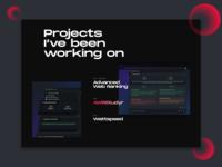bogdanpetrescu.com / Projects