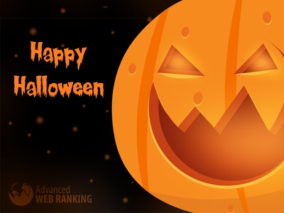 Happy Halloween from AWR team happy halloween advanced web ranking ranking seo awr halloween