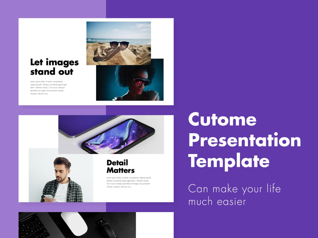 Custom PowerPoint Template powerpoint template powerpoint design presentation design