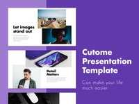 Custom PowerPoint Template
