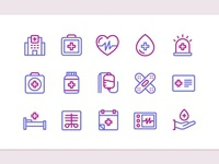 Some Medical Iconset