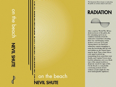 Radiation Book Cover I