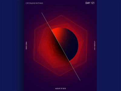 Crystalline Rhythms (August 29, 2018)