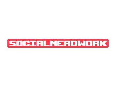 The Social Nerdwork Logo