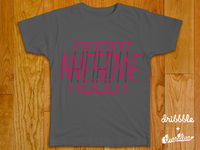 Awesome Robot T-Shirt
