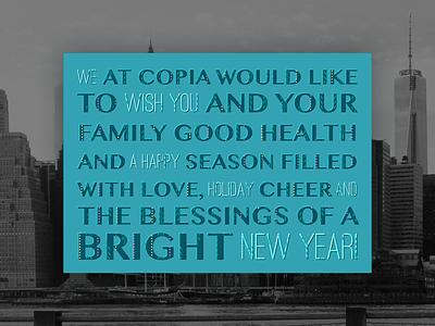 Holiday Card christmas chanukah holiday greeting card season print