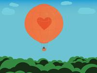 V-Dayballoon