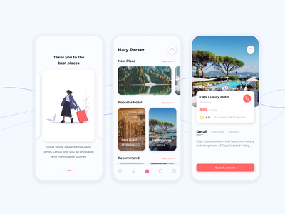 Travel Booking Mobile App travelling traveling bookings booking app travel app booking design ios mobile ui design mobile app design app design app ui ux user ui kit ui ux design uxdesign ui ux ui ux
