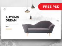 M989 - Free PSD Website Kit
