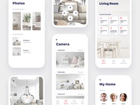 UI Kit for Smart Home IoT