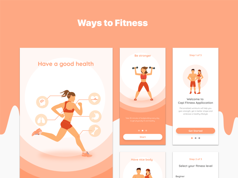 Cafit - Inspired for Gym and Healthcare