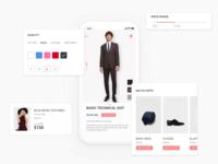 Veera E-commerce UI Kit