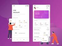 Cen Wallet UI Kit