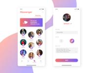 Dalla - Dating Application Mobile UI Kit