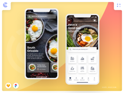 Taara - Mobile Application UI Kit